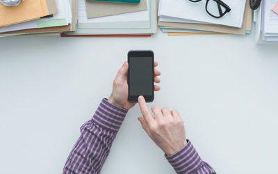 Nieuwe mobiele app in ontwikkeling