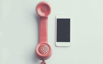 Wijziging telefonische bereikbaarheid